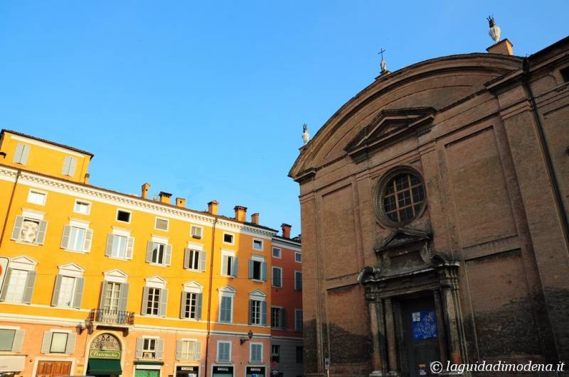 Piazza Sant'Agostino Modena - 8