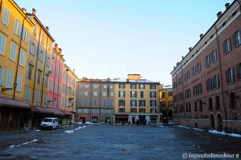 Piazza XX Settembre Modena - 7