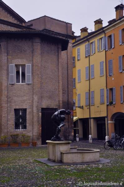 Piazzetta San Giacomo Modena - 3