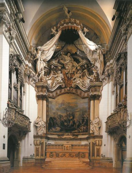 San Carlo Church ° - Modena City Guide