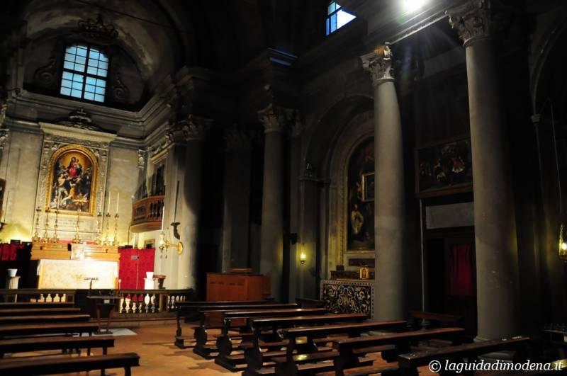 Santa Maria della Pomposa Modena - 2
