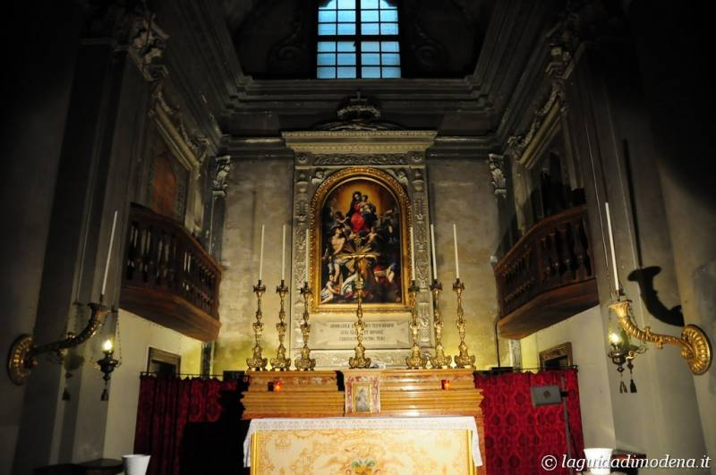 Santa Maria della Pomposa Modena - 5
