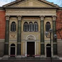 Sinagoga Modena - 1