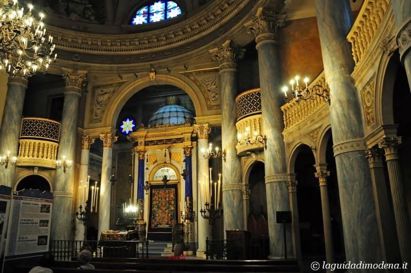 Sinagoga Modena - 3