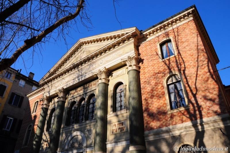 Sinagoga Modena - 8