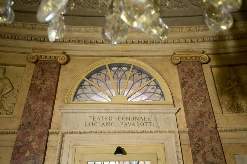 Teatro Comunale Luciano Pavarotti Modena - 13
