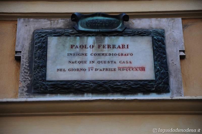 Via dei Servi Modena - 5