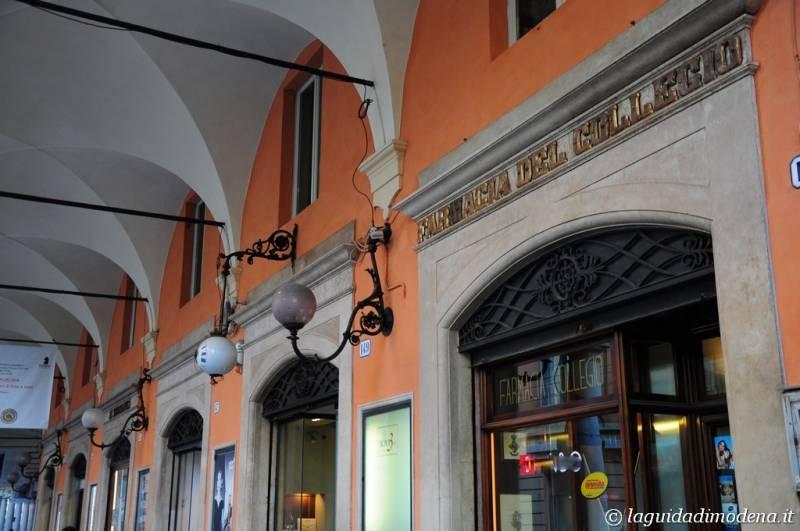 Via Emilia Modena - 12