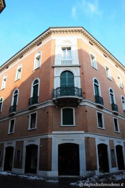Via Farini Modena - 7
