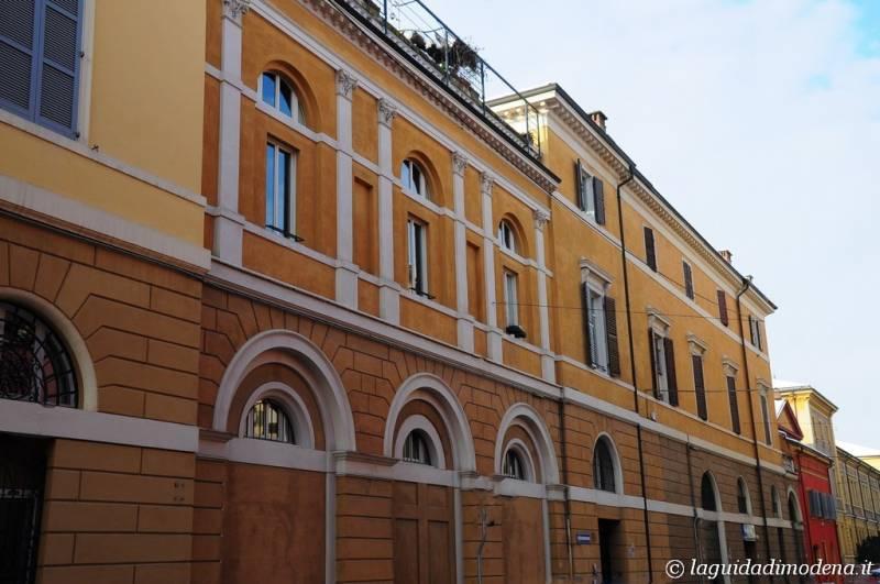 Via Ganaceto Modena - 10