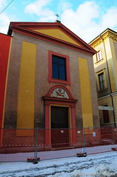 Via Ganaceto Modena - 11