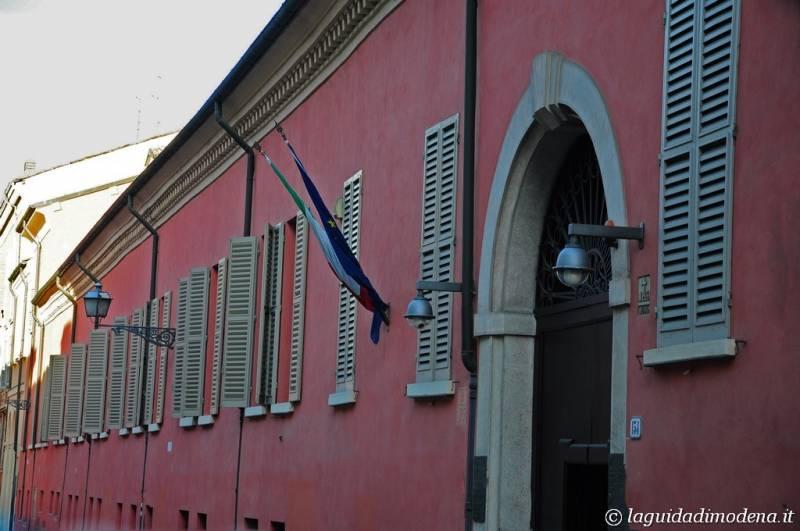 Via Ganaceto Modena - 14