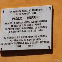 Via Ganaceto Modena - 2
