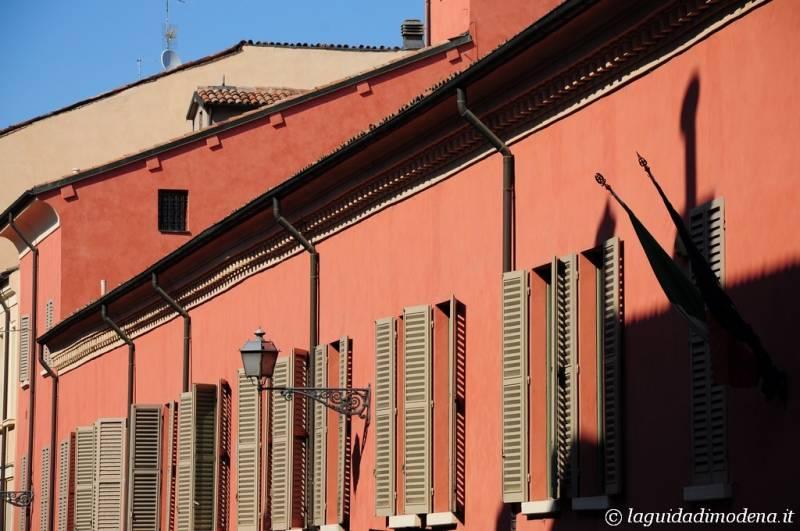 Via Ganaceto Modena - 4