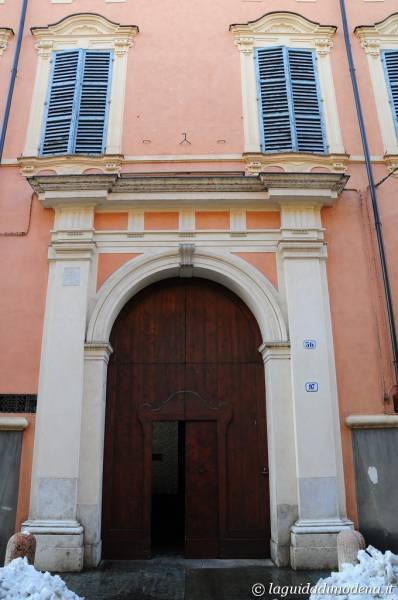 Via Ganaceto Modena - 6