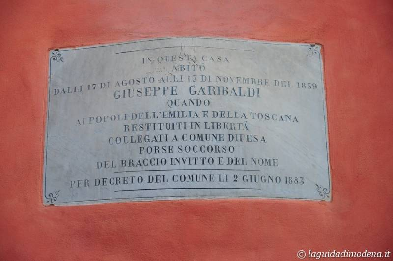 Via Ganaceto Modena - 7