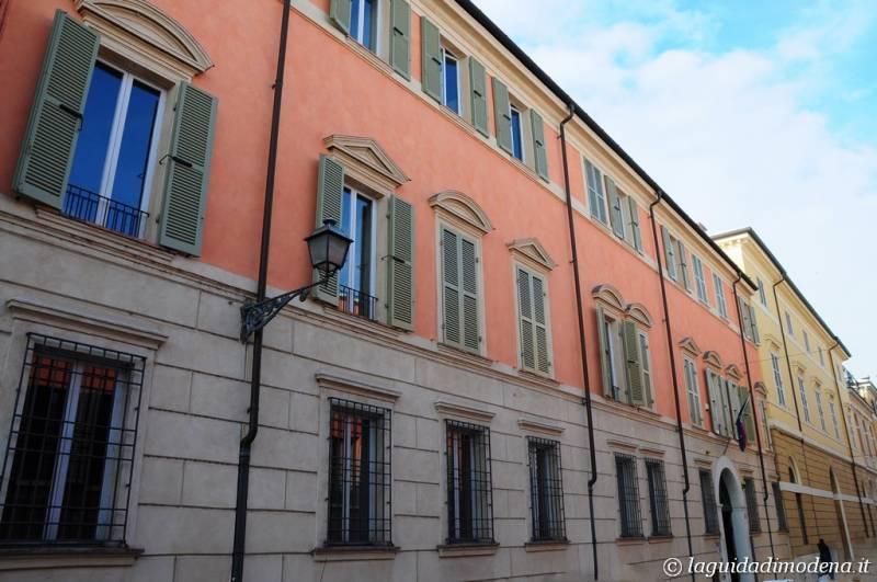 Via Ganaceto Modena - 8
