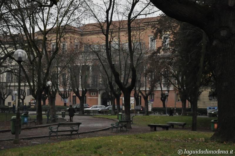 Viali di Circonvallazione Modena - 2